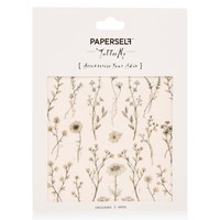 Wildflower Temporary Tattoos | Topshop
