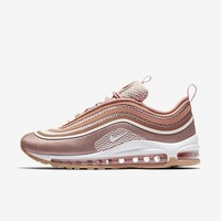 QIYIF Nike Air Max 97 ULTRA 'Rose Gold' Womens
