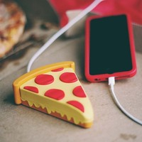 Amazon.com: Pizza Slice Emoji Stuff Portable Charger