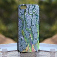 ALT-J without deltatriangle, Print on Hard Cover iPhone 5 Black Case