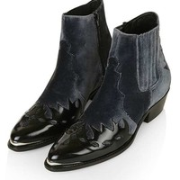 ARSON Western Ankle Boots - New In This Week - New In