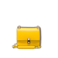 Fendi Small Kan I in Lemon | FWRD