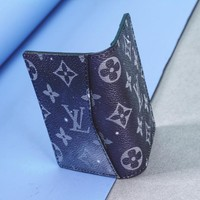 KUYOU Star series! M63873 card holder! Louis vuitton set its sights on glamour