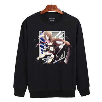 Attack on Titan Shingeki no Kyojin Sweater sweatshirt unisex adults size S-2XL