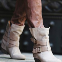 NAYA Harlin Hidden Wedge Boot - platform: These Boots Are Made For Walking By Amethyst - LoveItSoMuch
