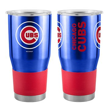 Chicago Cubs Premium Ultra 30oz Travel Tumbler -