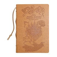 Harry Potter Marauder's Map Journal