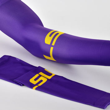 Louisiana State University Logo Arm sleeve