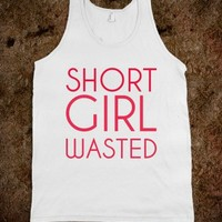 SHORT GIRL WASTED - Worst Fear Clothing
