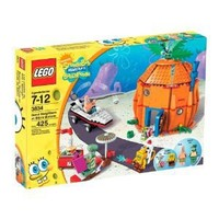 LEGO Spongebob Good Neighbors at Bikini Bottom 3834