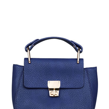 Lonia Mini Bag (Blue)