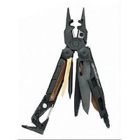 Leatherman - MUT  EOD Multi-Tool, Black with Molle Brown Sheath