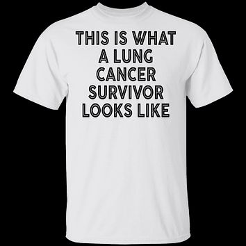 This Is What Cancer Survivor Looks Like T-Shirt