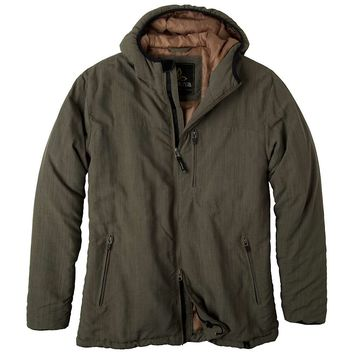 Prana Capitan Jacket - Men's XL - Olive