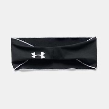 Under Armour UA Womens 2017 Boho Headband - Wide Women's Headband OSFA Ladies