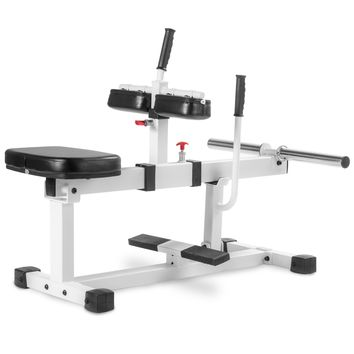 XMark Seated Calf Raise Machine XM-7613-WHITE