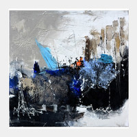 abstract 4451703 Square Art Prints | Artist : pol ledent