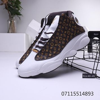 Louis Vuitton LV x Air Jordan 13 Retro Sneaker - Best Deal Online