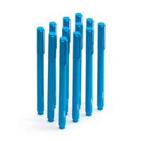 Pool Blue Signature Ballpoints
