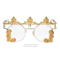 Shah Sunglasses In Clear