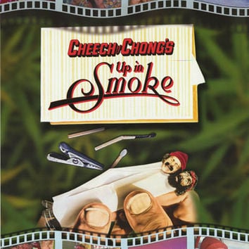 Cheech and Chong Up In Smoke Poster 24x36