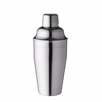 Home Use Professional Stainless Steel Cocktail Wine Shaker Cocktail Mixer Mixing Drinking for Party Bar Wedding Tools
