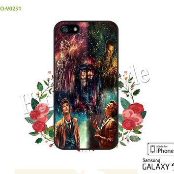 Phone case iPhone 5/5S/5C Case, iPhone 4/4S Case, Doctor who S3 S4 S5 Note 2 Note 3 Case for iPhone-B0251
