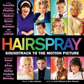 Various artists - Hairspray (Soundtrack To The Motion Picture)