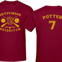Customizable Quidditch Shirts