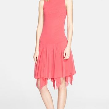 Women's Jean Paul Gaultier Handkerchief Hem Tulle Dress (Nordstrom Exclusive)
