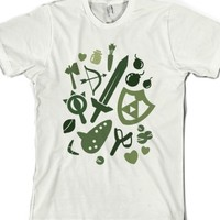 White T-Shirt | Cute Zelda Shirts