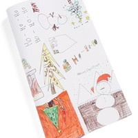 Wrapped 'Kids' Art' Gift Wrap | Nordstrom