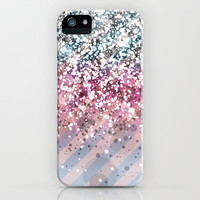 Blendeds V CL-Glitterest iPhone & iPod Case by Rain Carnival