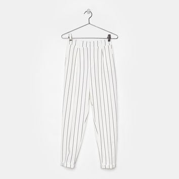 Tailored joggers with darts - Pants - Bershka United States