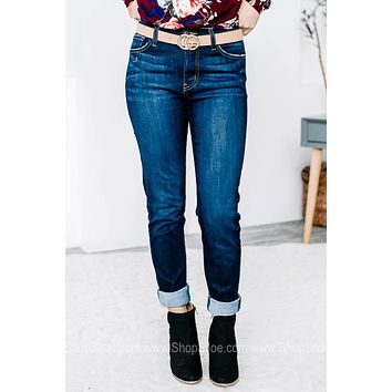 Finest High Waisted Skinny Jeans