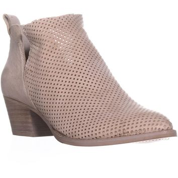 Dolce Vita Sonya Pull-On Ankle Booties, Sand, 6.5 US