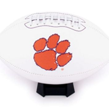 NCAA -  The Licensed Products NCAA Full Size Signature Series Football Clemson Tigers