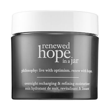 philosophy Renewed Hope in a Jar Overnight Recharging and Refining Moisturizer (2 oz)