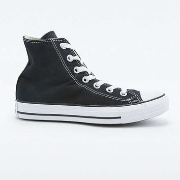 Converse Chuck Taylor All Star Black High-Top Trainers - Urban Outfitters