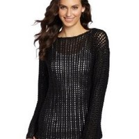 Kenneth Cole Womens Coated Yarn Sweater by Kenneth Cole at the Like Love Buy