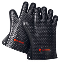 Silicone Grill Armor Gloves