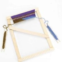 Lap Loom DIY Kit - Multi One