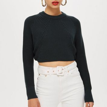 Super Cropped Jumper