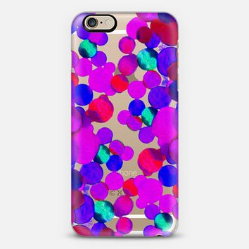 purple bubbles iPhone 6s case by Marianna | Casetify