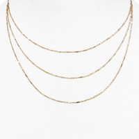 Phyllis + RosieBanks Necklace, 16""
