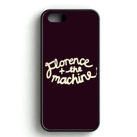 Florence and The Machines Logo iPhone 4s iPhone 5s iPhone 5c iPhone SE iPhone 6|6s iPhone 6|6s Plus Case