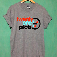 twenty one pilots shirt twenty one pilots tshirt twenty one pilots t shirt twenty one pilots tank joseph 88 back print size S,M,L,XL