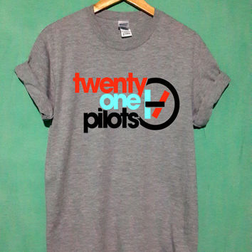 twenty one pilots shirt twenty one pilots tshirt twenty one pilots t shirt twenty one pilots tank size S,M,L,XL