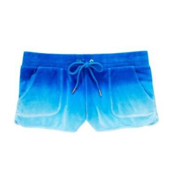 Short in Ombre Velour