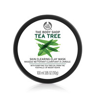 Face Mask - DIY Spa Gifts - Tea Tree Oil | The Body Shop ®